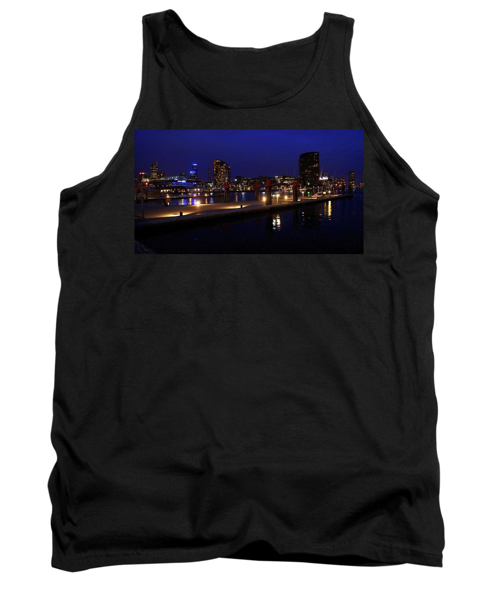 Melbourne Tank Top featuring the photograph Melbourne by Kathryn Potempski