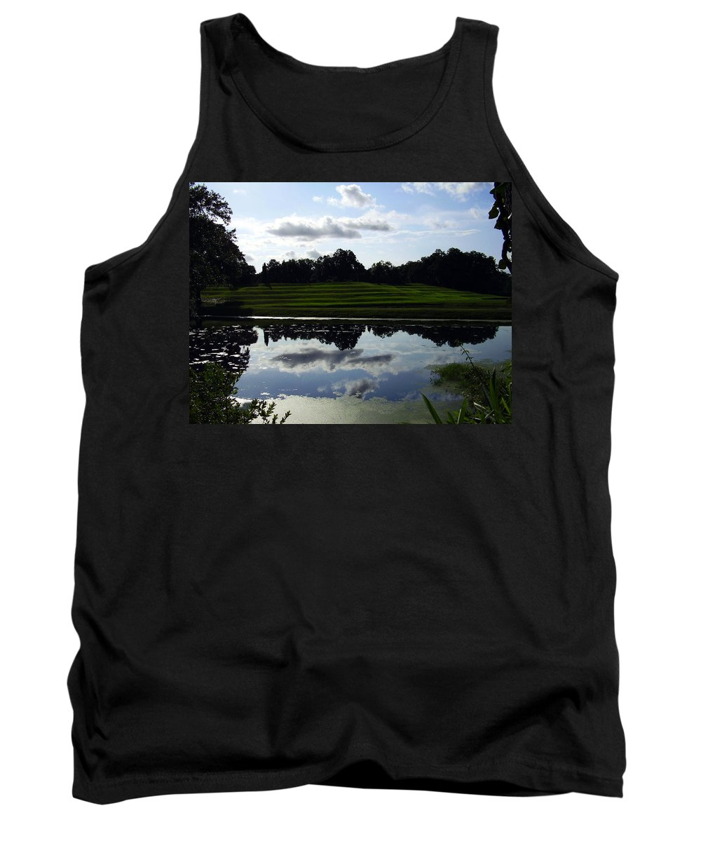 Middleton Place Tank Top featuring the photograph Middleton Place II by Flavia Westerwelle
