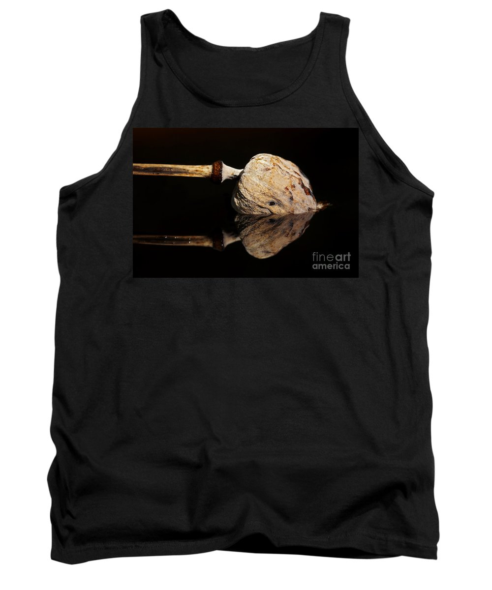 Anacampsis Tank Top featuring the photograph Mirroring by Michal Boubin