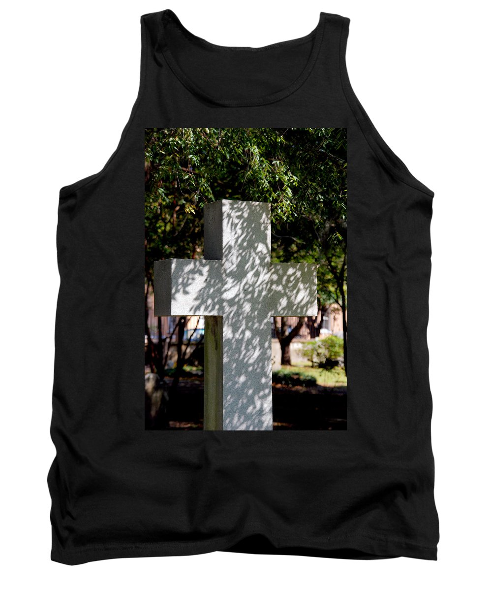 Photography Tank Top featuring the photograph Miss You So Much by Susanne Van Hulst