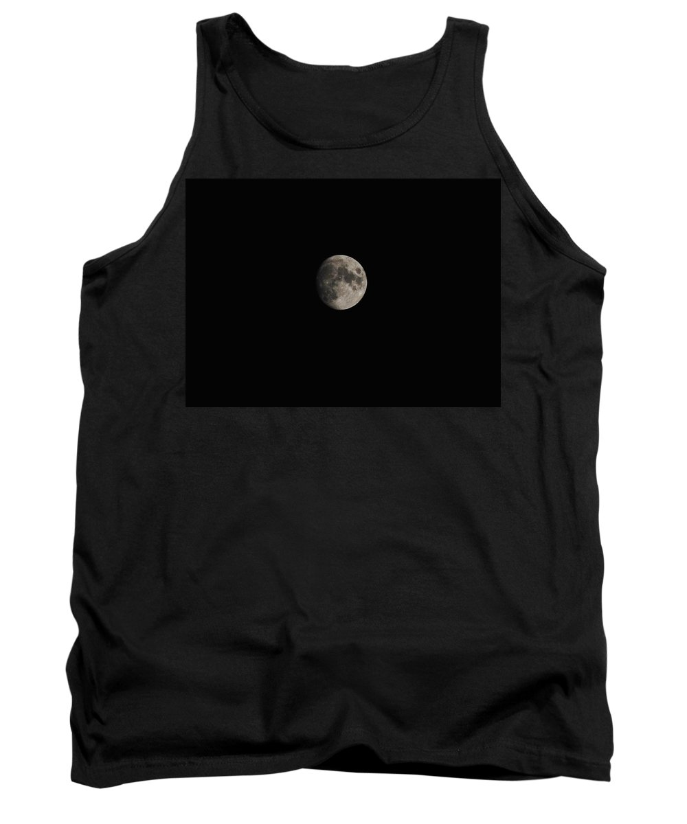 Eric Liller Tank Top featuring the photograph Moon Glow by Eric Liller