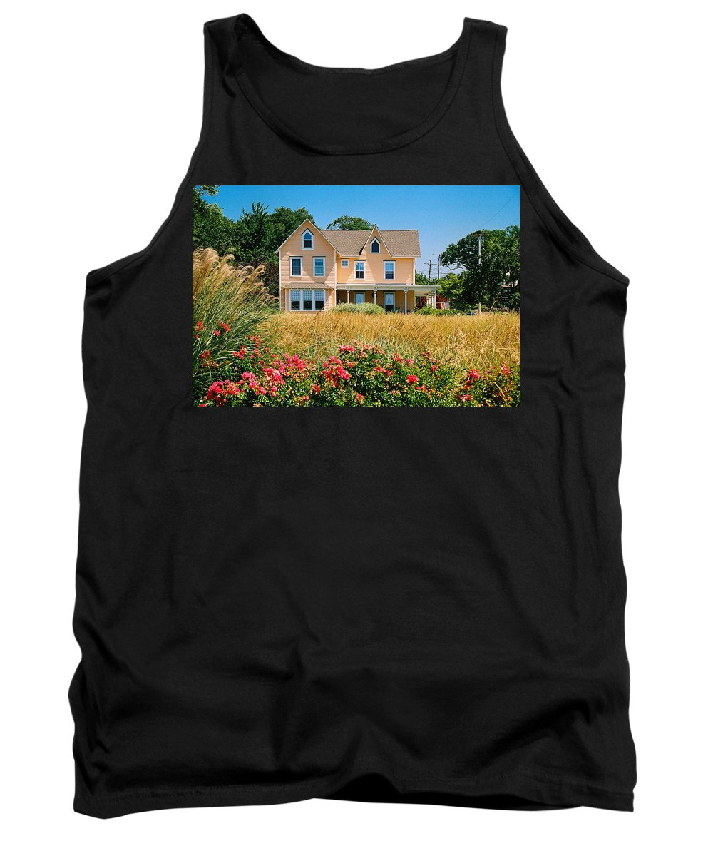 Landscape Tank Top featuring the photograph New Jersey Landscape by Steve Karol