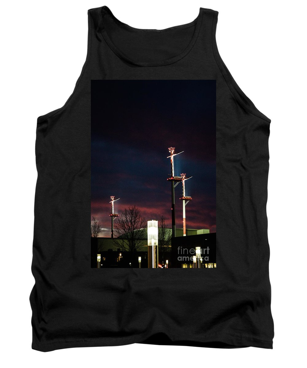 Night Tank Top featuring the photograph Night Lights by Photos By Zulma