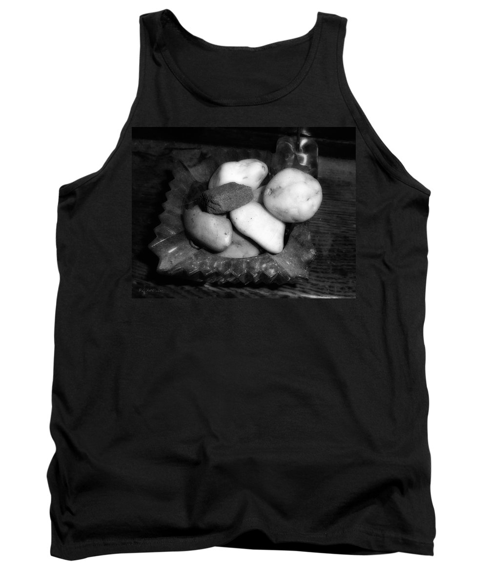 Ashtray Tank Top featuring the photograph No Excuses by RC DeWinter