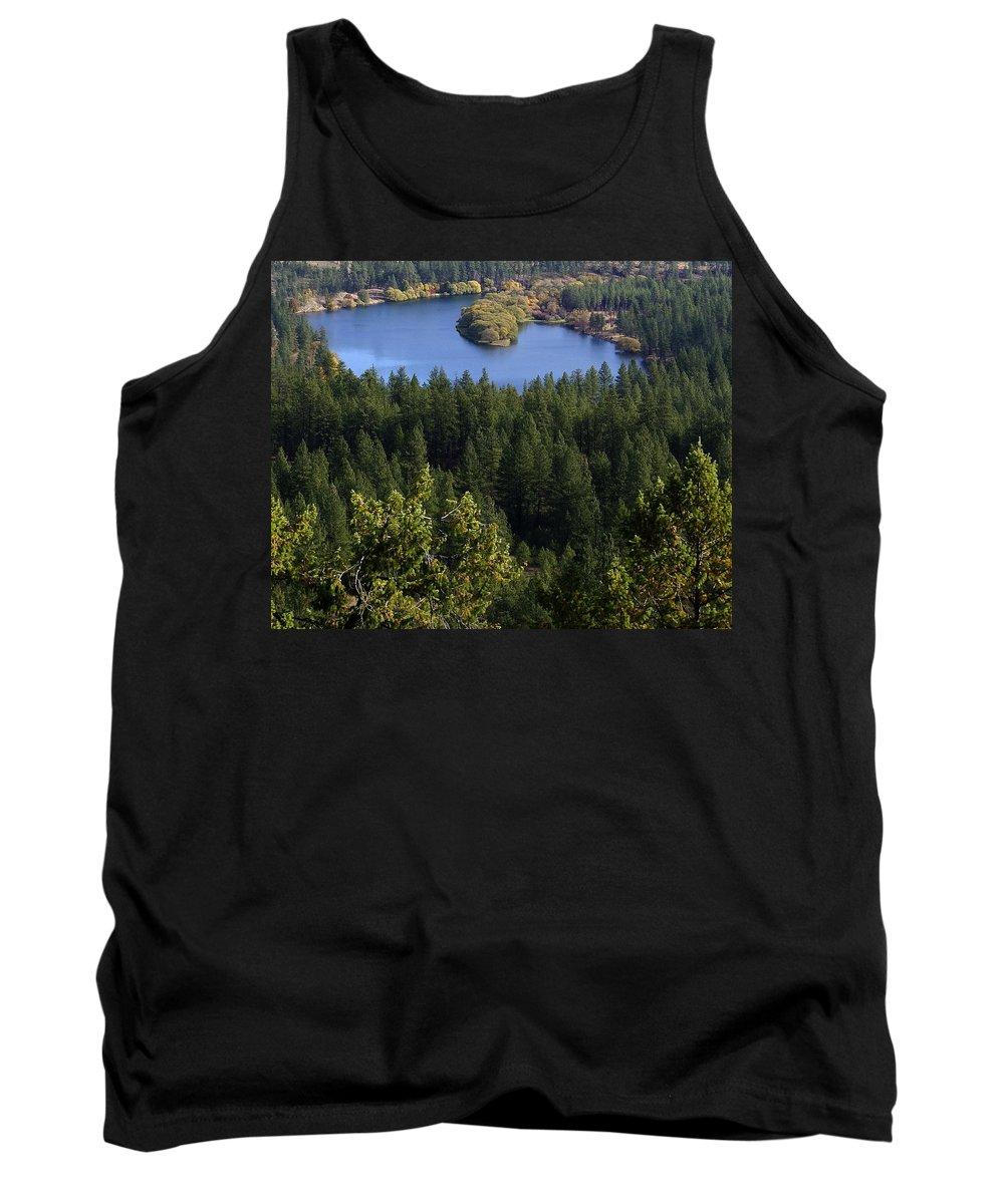 Nature Tank Top featuring the photograph Northwest Splendor by Ben Upham III