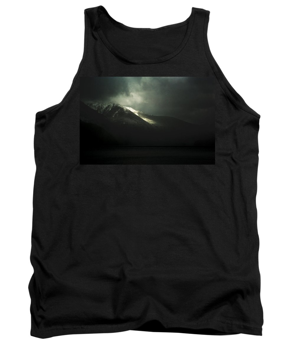 Argentina Tank Top featuring the photograph Nothing Else by Osvaldo Hamer