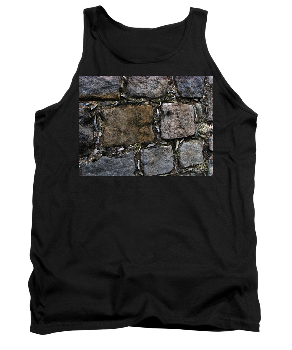 Bath Tank Top featuring the photograph Palace Walls by Amanda Barcon