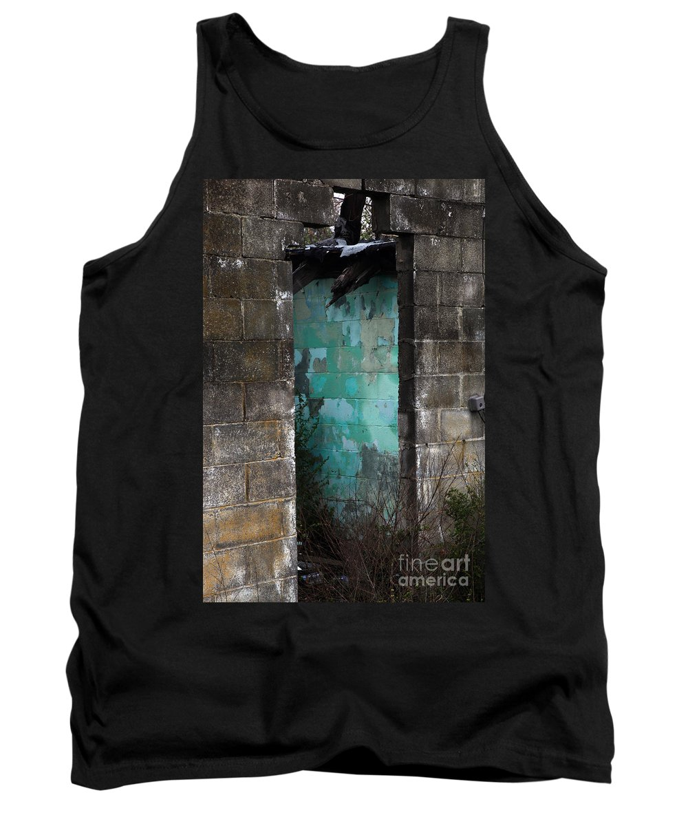 Old Tank Top featuring the photograph Path To Enlightenment by Amanda Barcon