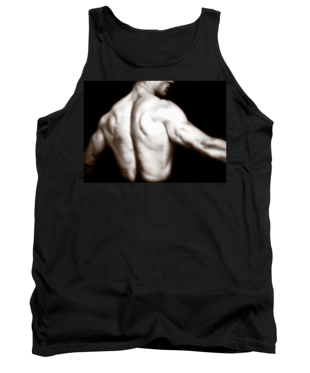 Muscle Tank Top featuring the photograph Photo 24 by Marcin and Dawid Witukiewicz