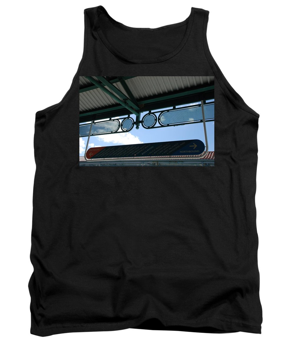 Cities Tank Top featuring the photograph Pick A Town Any Town by Rob Hans