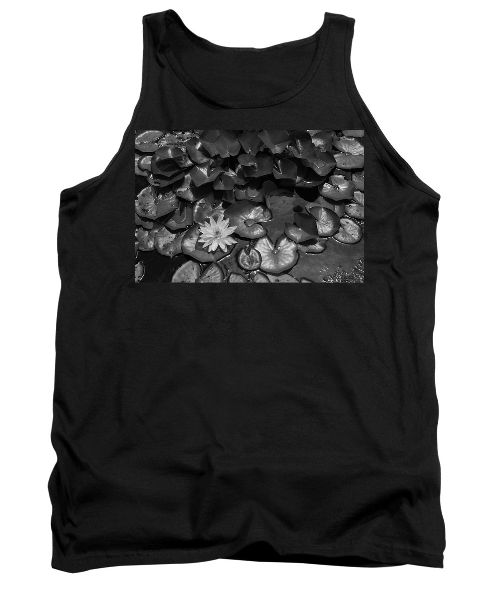 Pond Tank Top featuring the photograph Pond by Lyle Hatch