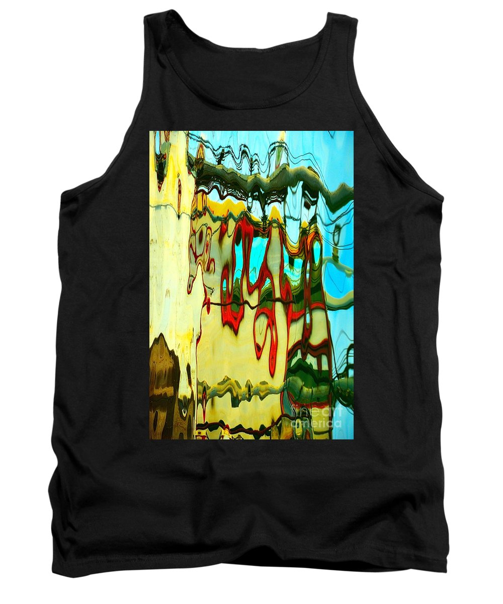 Water Tank Top featuring the photograph Prancing For Toulouse by Lauren Leigh Hunter Fine Art Photography