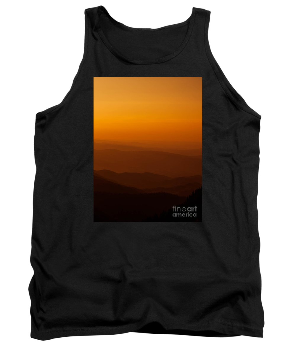 Landscape Tank Top featuring the photograph Purity by Laschon Johannes