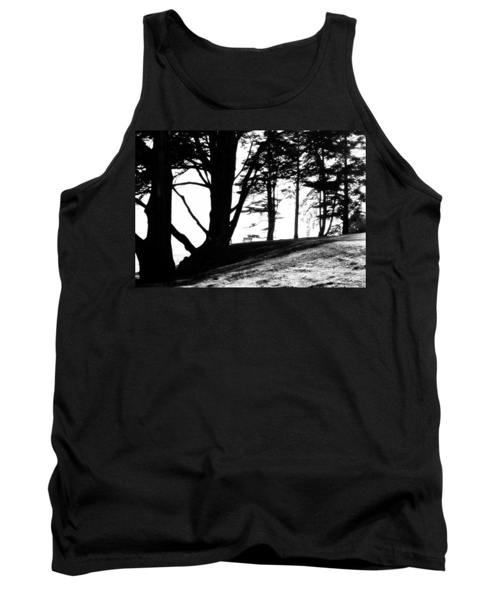 Quiet Tank Top featuring the photograph Quite Time Of Day 2 by Marilyn Hunt