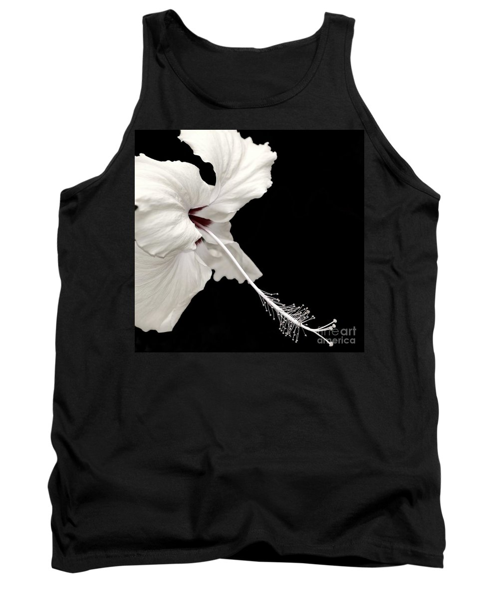 Flower Tank Top featuring the photograph Reach Out by Jacky Gerritsen