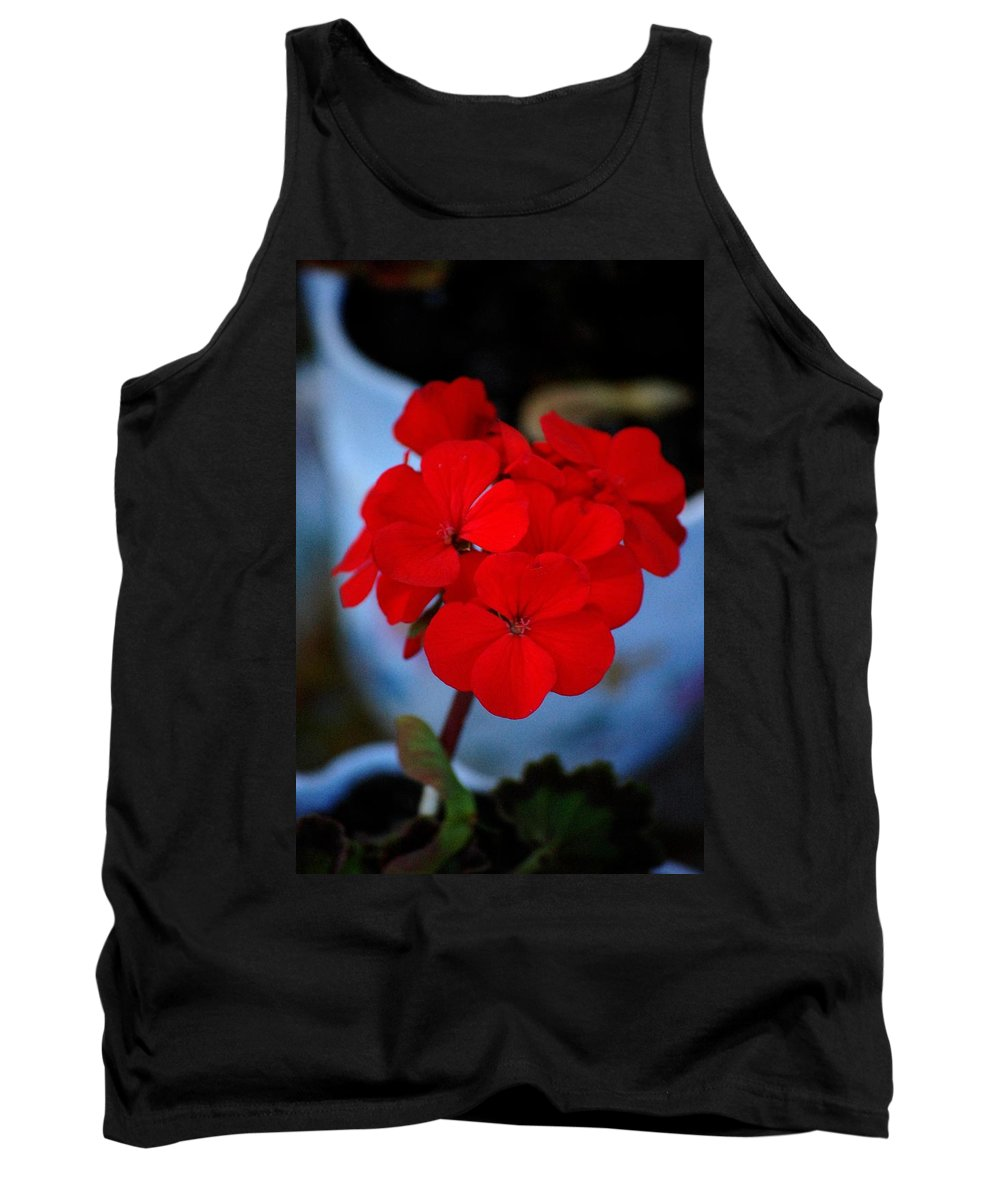 Tank Top featuring the photograph Red Menace by David Lane
