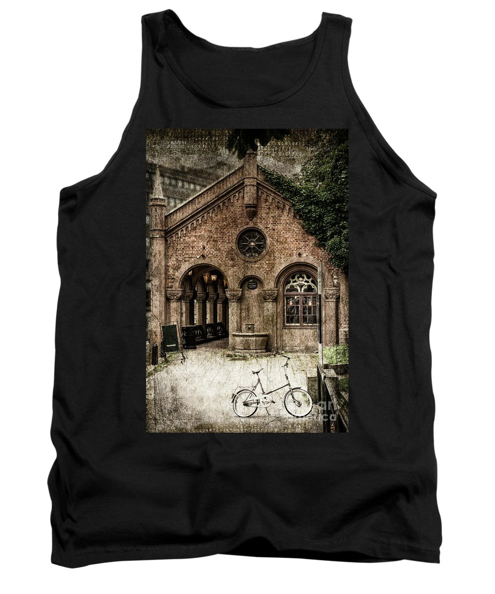 Oslo Tank Top featuring the photograph Remnants Of Time by Stacey Trujillo