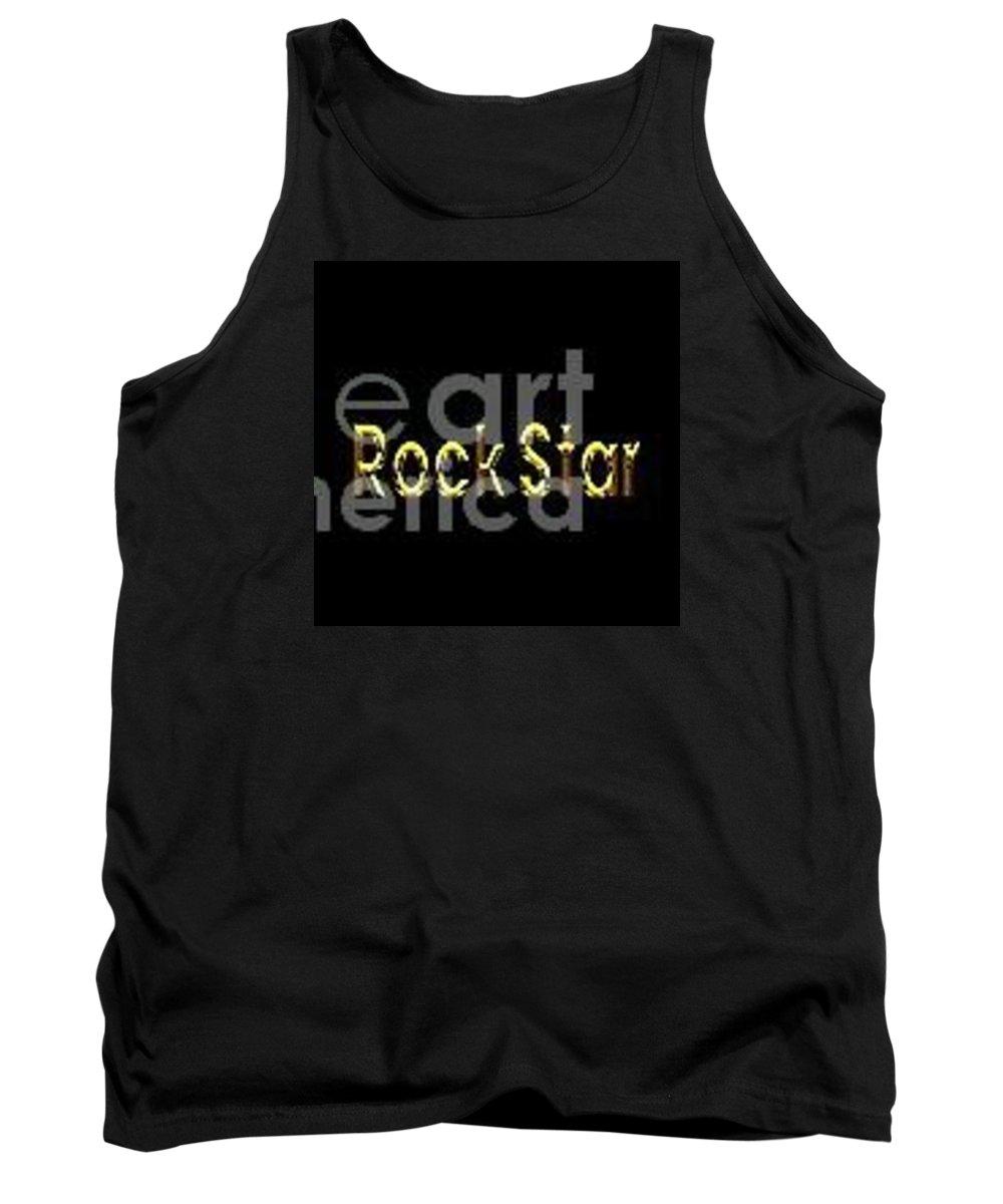 Rock Star Tank Tops