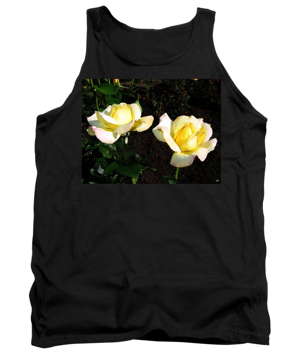 Roses Tank Top featuring the photograph Roses 8 by Will Borden