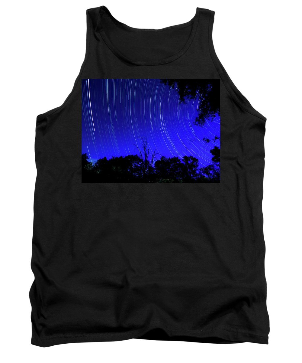 Beautiful Tank Top featuring the photograph Round And Round by Michele James
