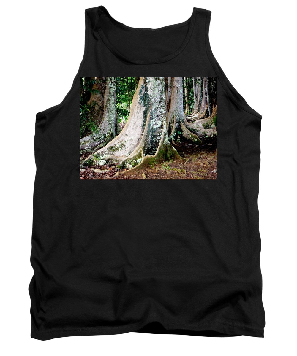 Rudraksha Tank Top featuring the photograph Rudraksha 1 by Mary Deal