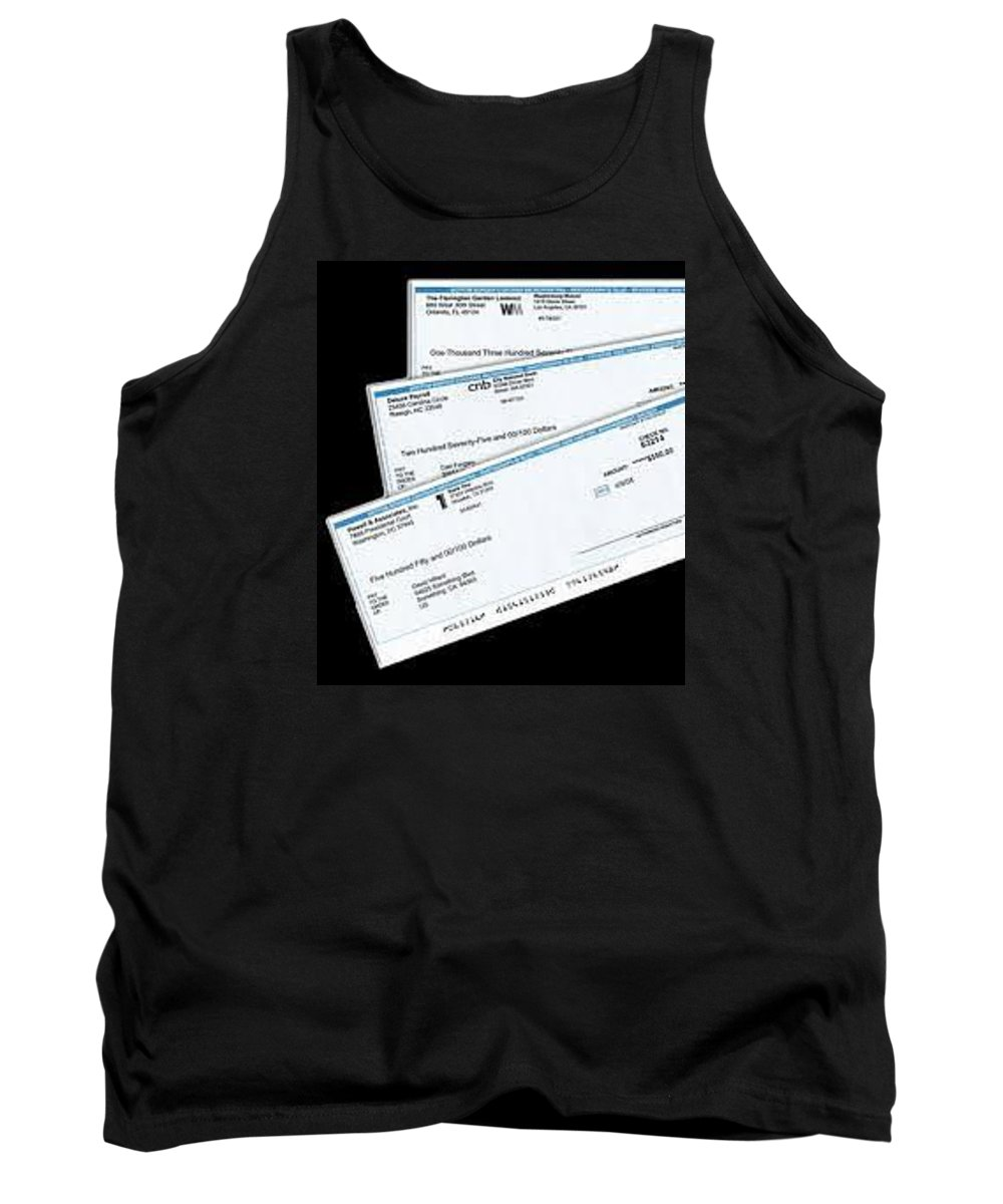 Bookkeeping Services Tank Top featuring the photograph Sg Partners Inc by SG Partners Inc