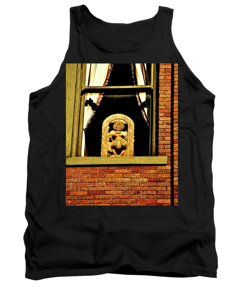 Window Tank Top featuring the photograph Shake Shake Shake by Frances Hattier
