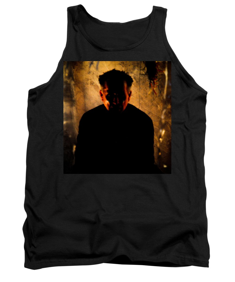 Silhouette Tank Top featuring the photograph Shapes by Scott Sawyer