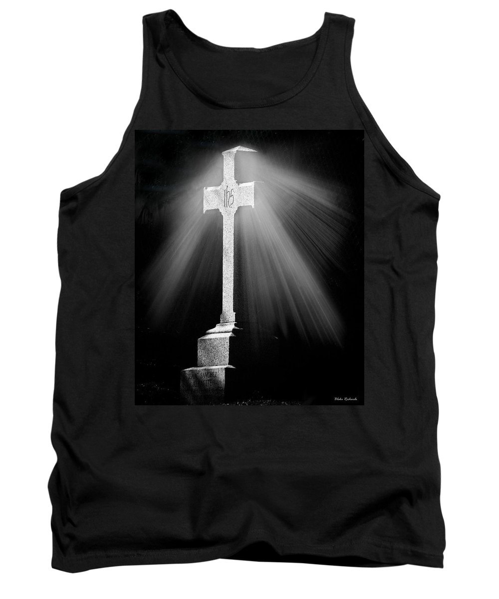 Tank Top featuring the photograph Shining Beacon by Blake Richards