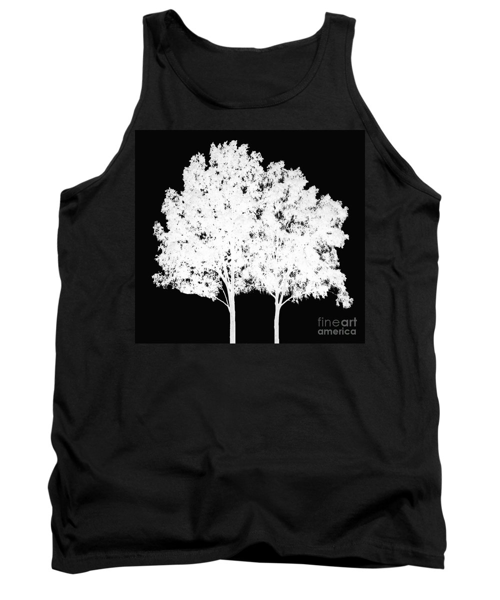 simply Together Tank Top featuring the photograph Simply Together by Amanda Barcon