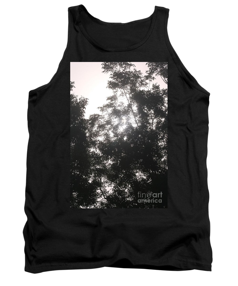 Light Tank Top featuring the photograph Soft Light by Nadine Rippelmeyer