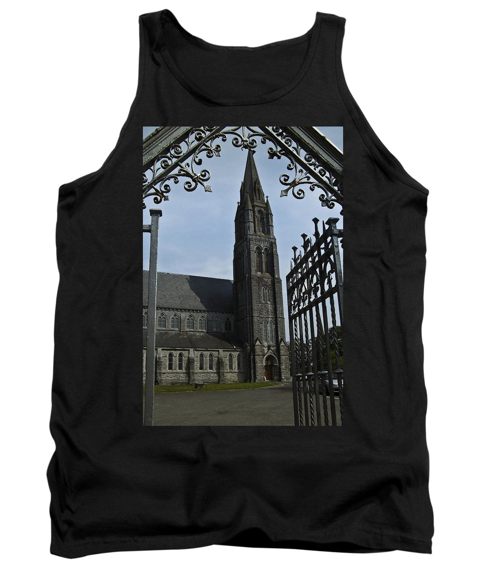 Nenagh Tank Top featuring the photograph St. Mary by Teresa Mucha