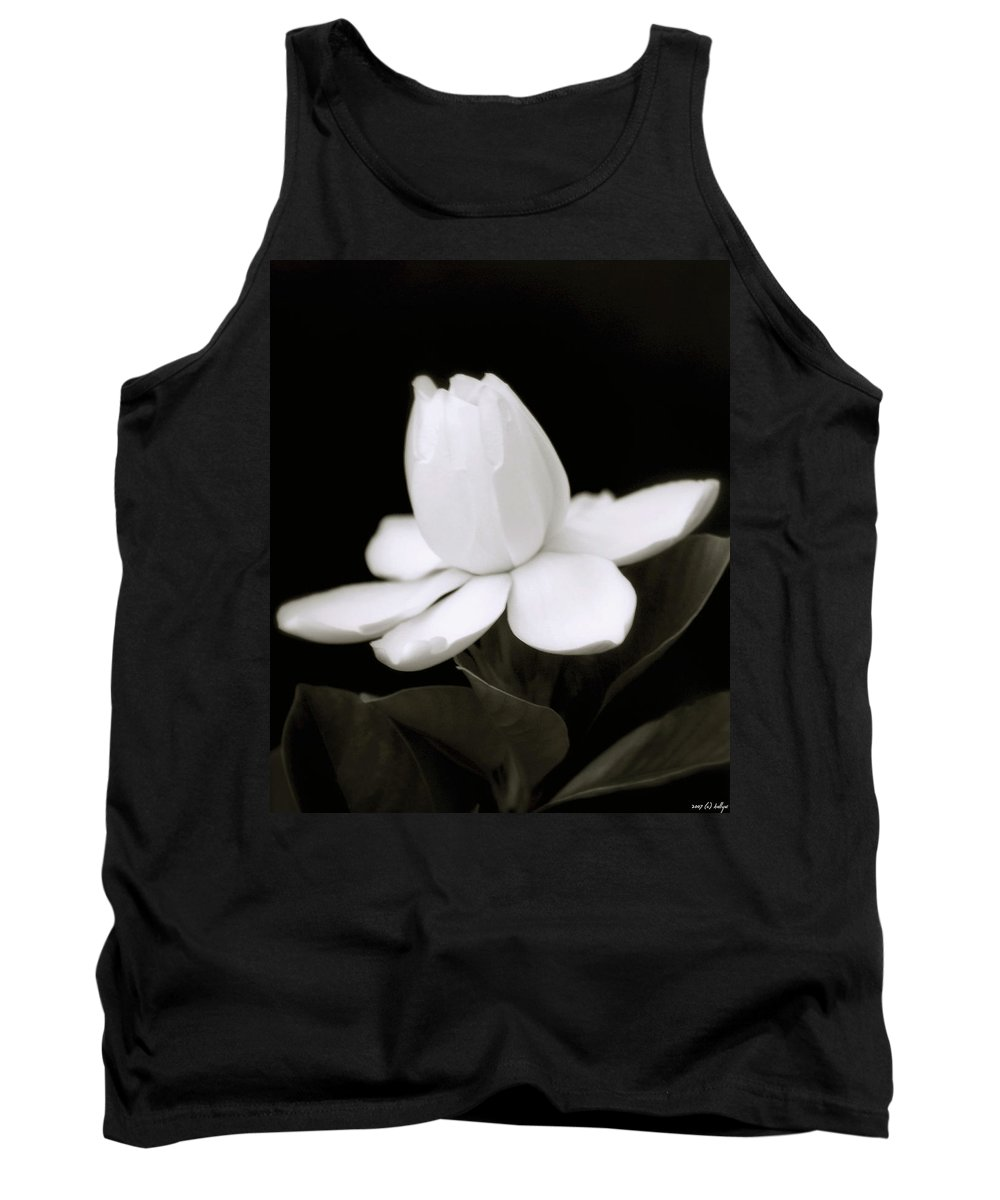 Flower Tank Top featuring the photograph Summer Fragrance by Holly Kempe