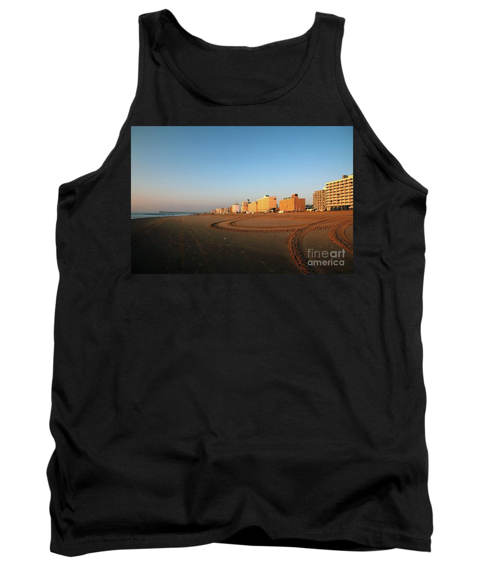 #travel Tank Top featuring the photograph Sunrise 6 by Debbie Nobile