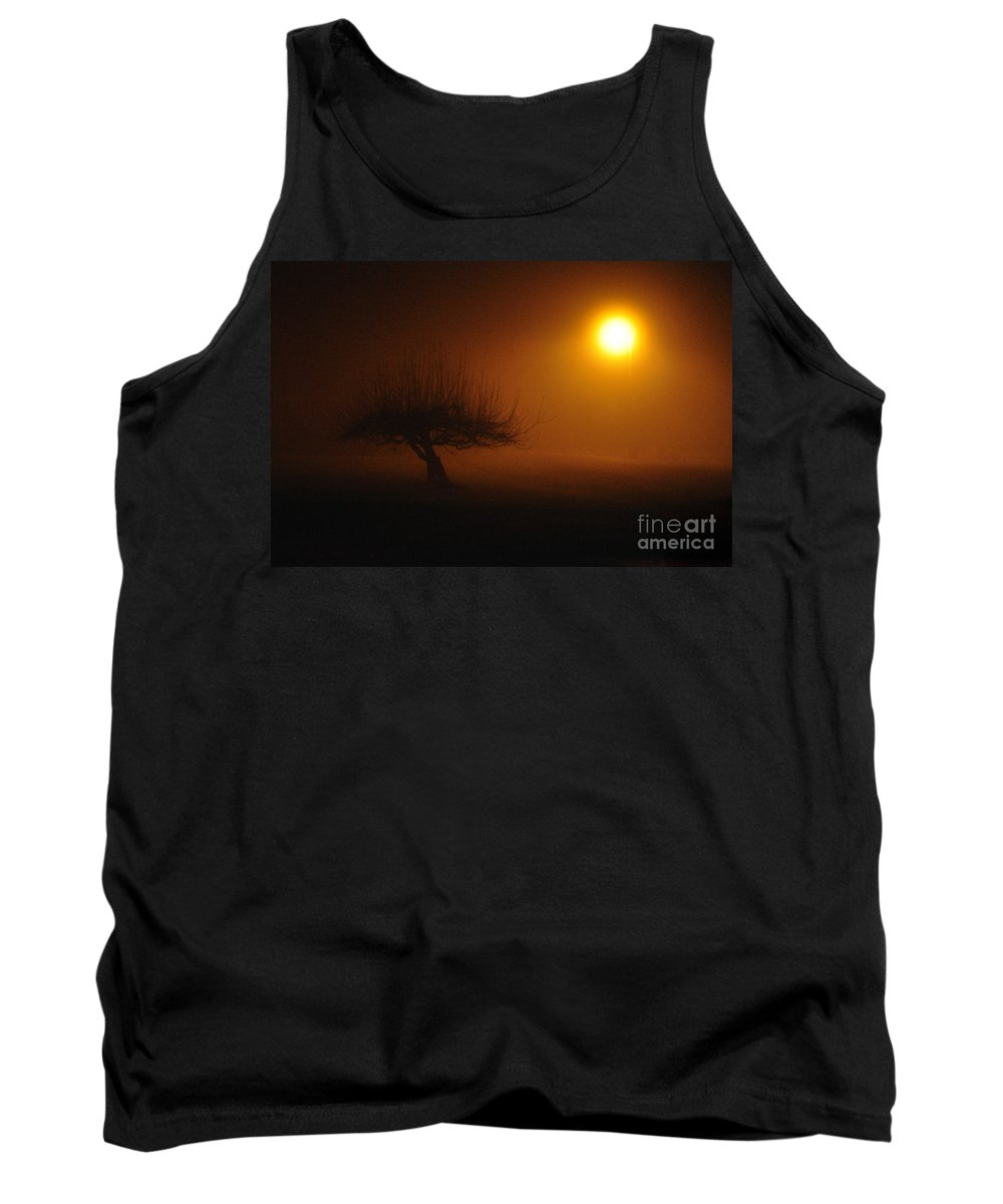 Clay Tank Top featuring the photograph Ten Years Of My Life by Clayton Bruster