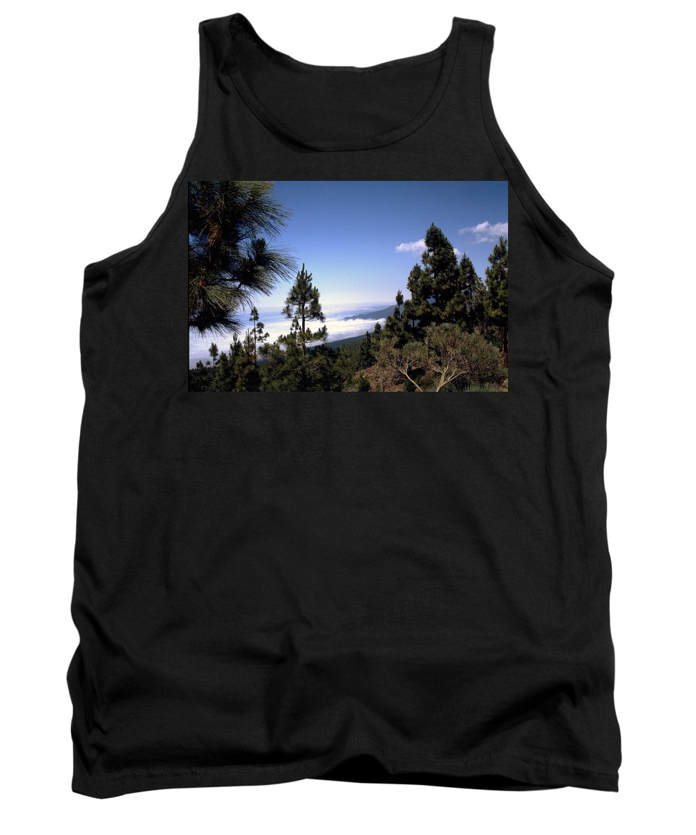 Tenerife Tank Top featuring the photograph Tenerife by Flavia Westerwelle