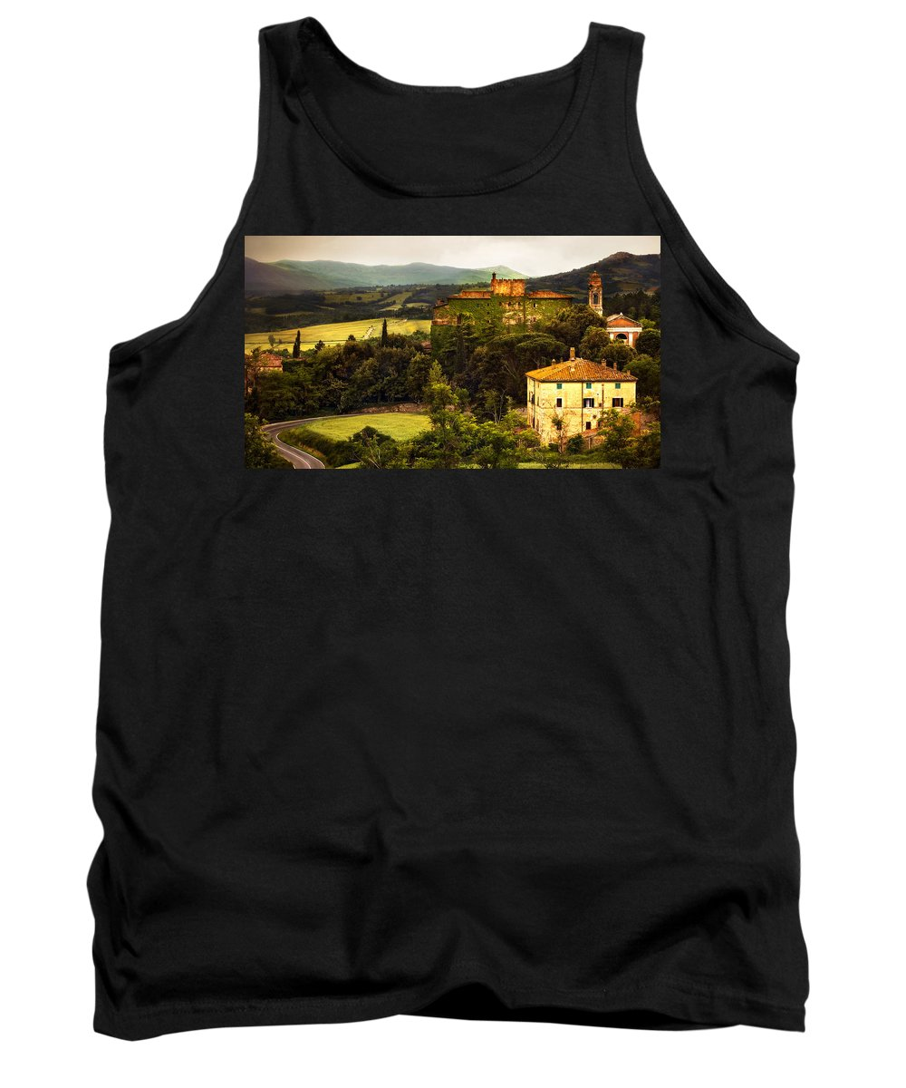 Italy Tank Top featuring the photograph The Best Of Italy by Marilyn Hunt