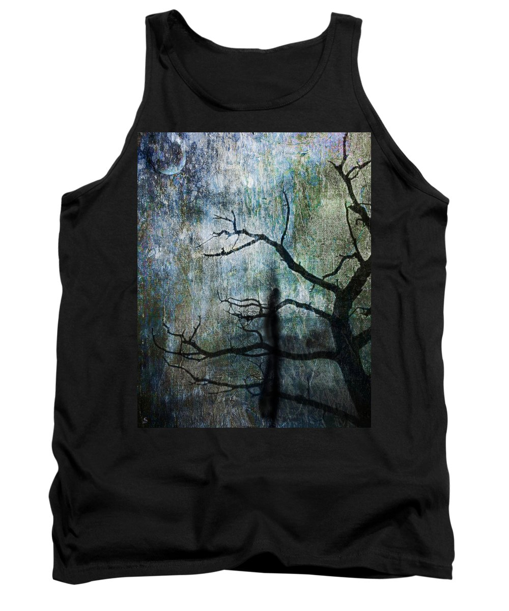Dream Tank Top featuring the photograph The Dreaming Tree by Ken Walker