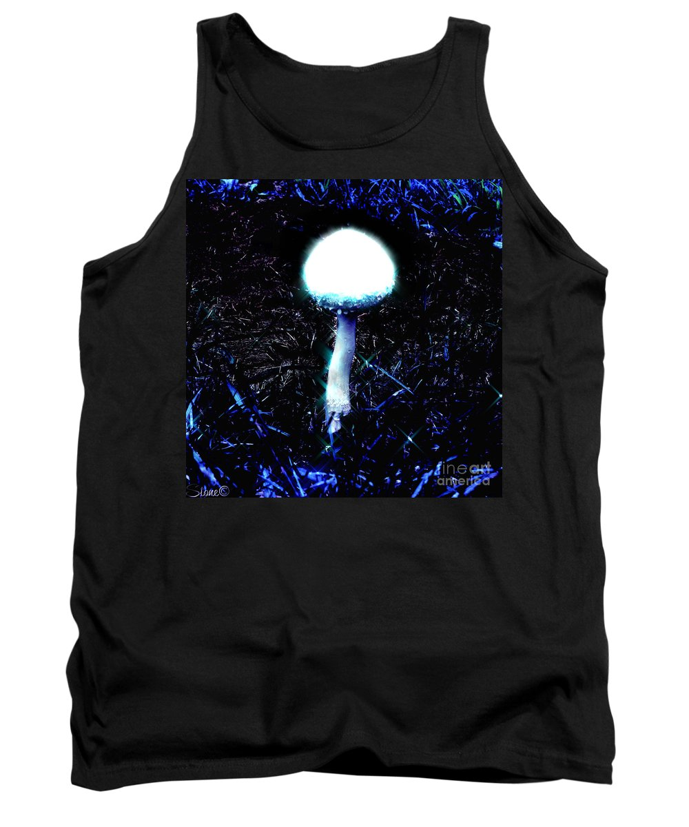 Blue Tank Top featuring the photograph The Next Trip by September Stone