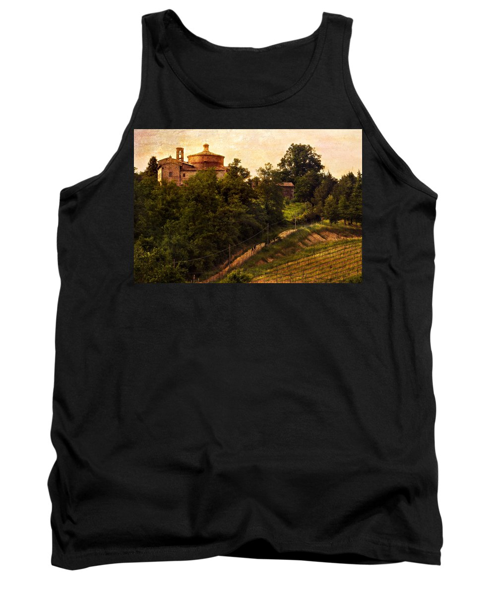 Old Tank Top featuring the photograph The Old World by Marilyn Hunt