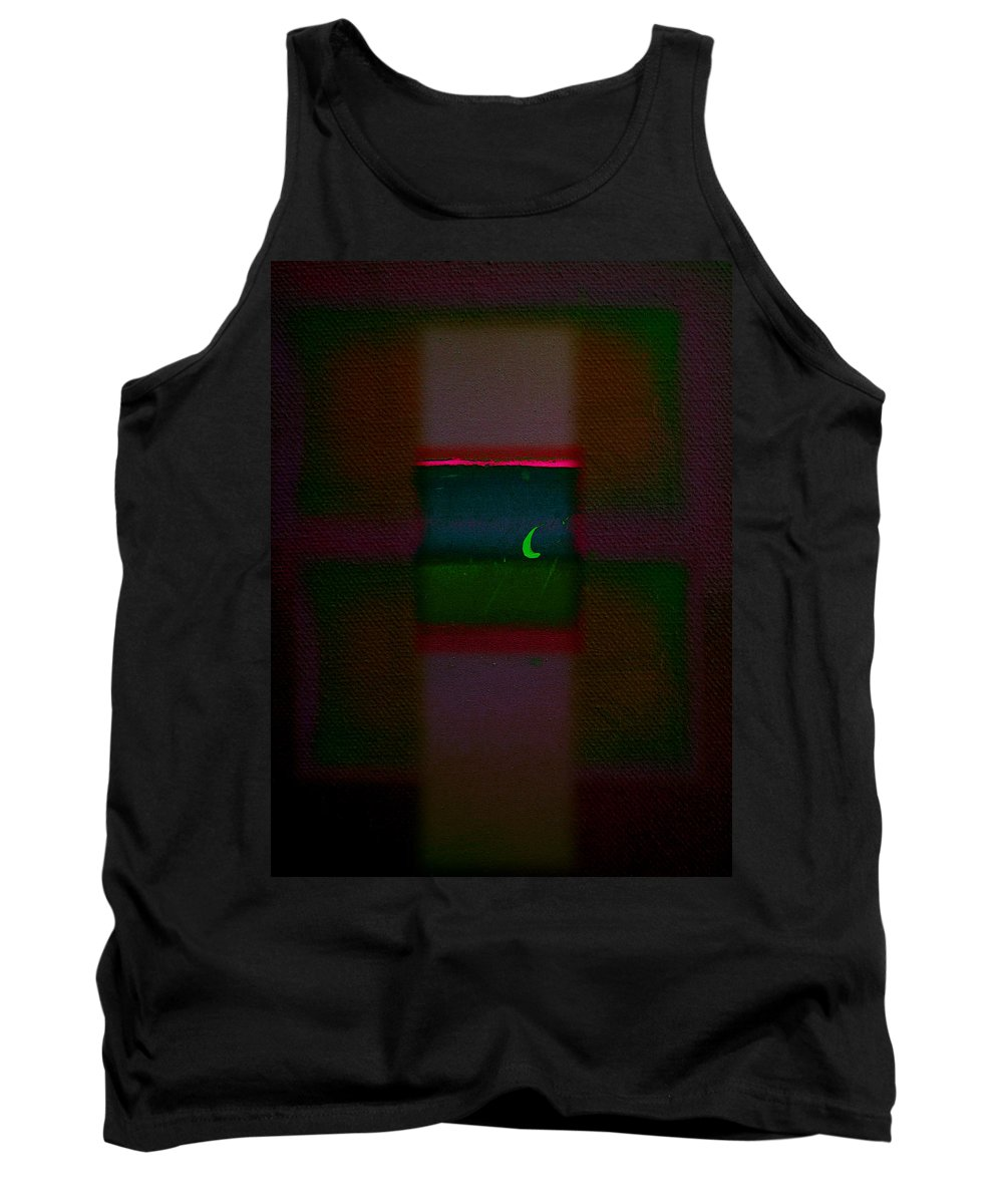 Rothko Tank Top featuring the painting The Pharoa's Dream by Charles Stuart