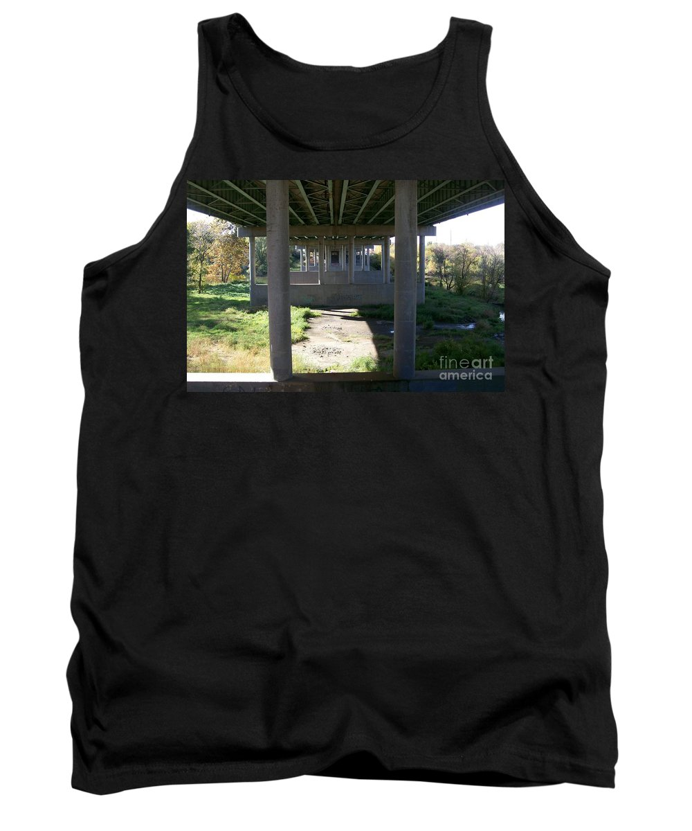 Landscape Tank Top featuring the photograph The Portal by Stephen King