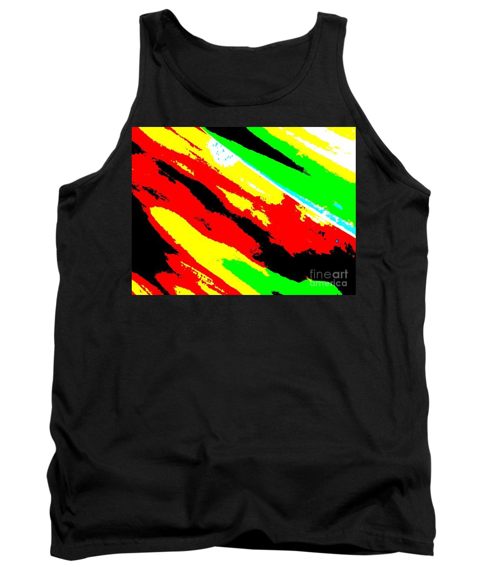 The Possibilities Are Endless Tank Top featuring the photograph The Possibilities Are Endless by Tim Townsend