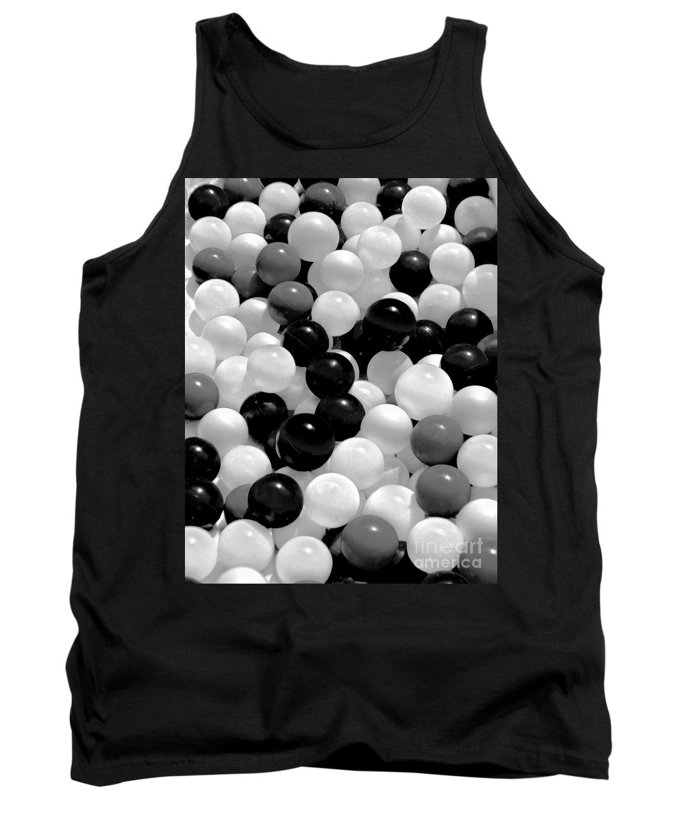 Balls Tank Top featuring the photograph Power Balls by Carol F Austin