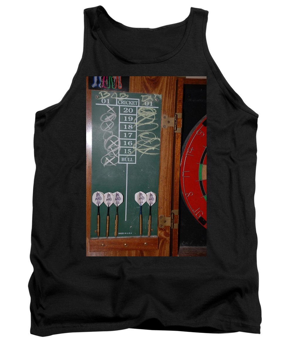 Macro Tank Top featuring the photograph The Score by Rob Hans