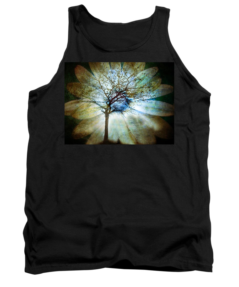 Trees Tank Top featuring the photograph The Truth Of Trees by Tara Turner