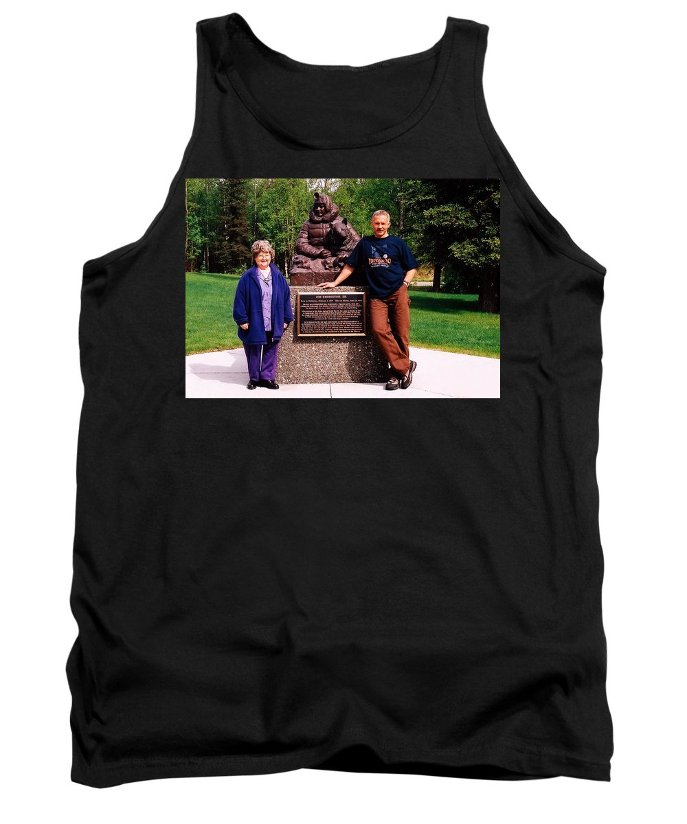 North America Tank Top featuring the photograph Three Champions ... by Juergen Weiss