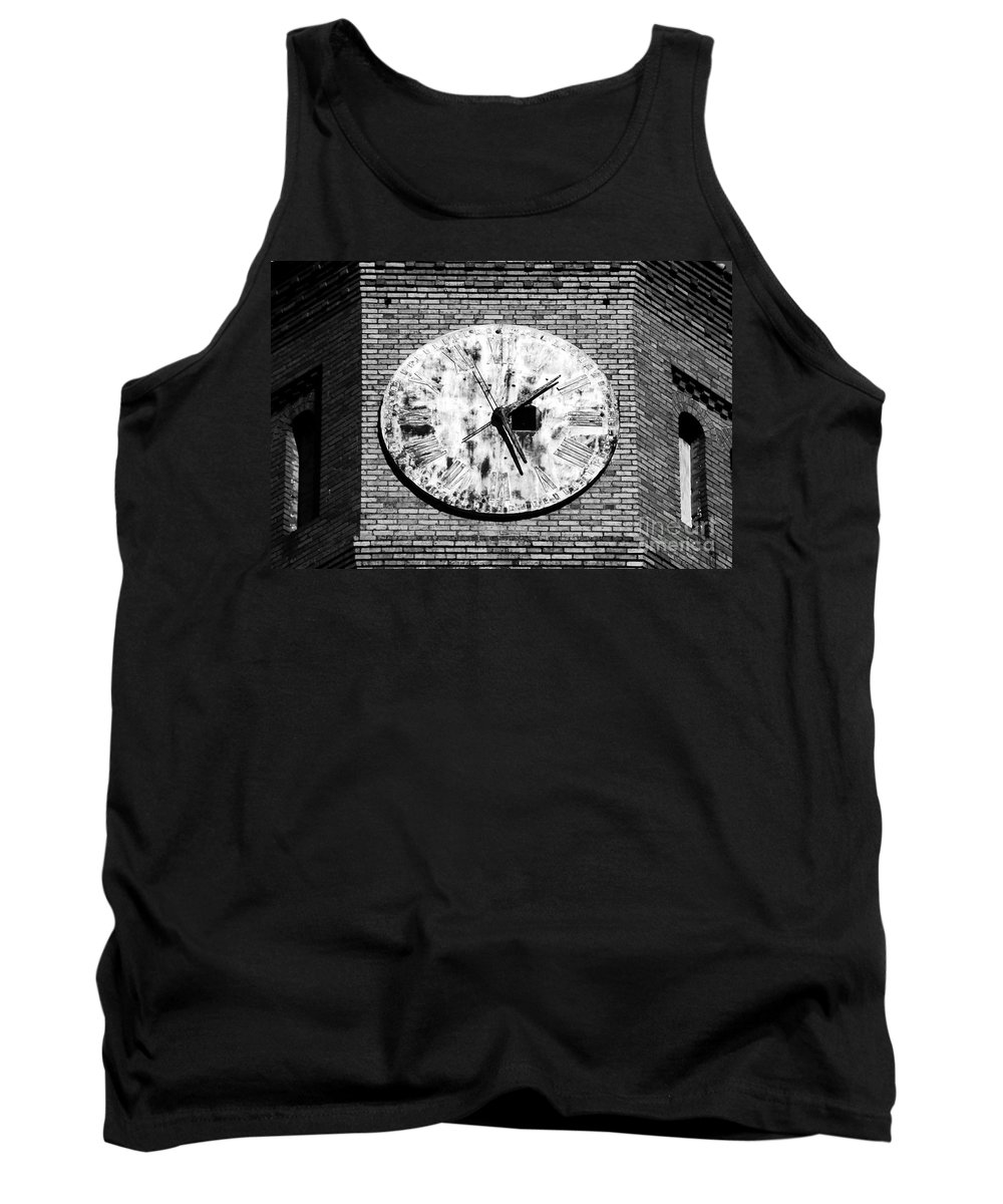 Time Tank Top featuring the photograph Time by David Lee Thompson