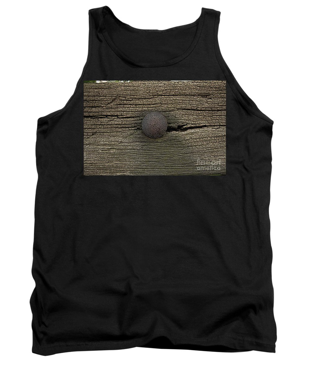 Time Tank Top featuring the painting Time Goes By by Steve K