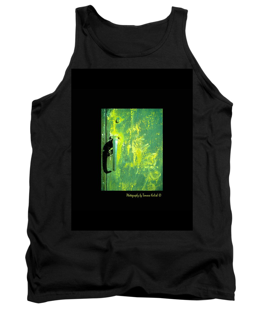 Arizona Tank Top featuring the photograph Urban Image 13 by Tamara Kulish